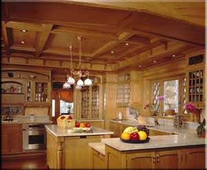 Custom Kitchen and Cabinets